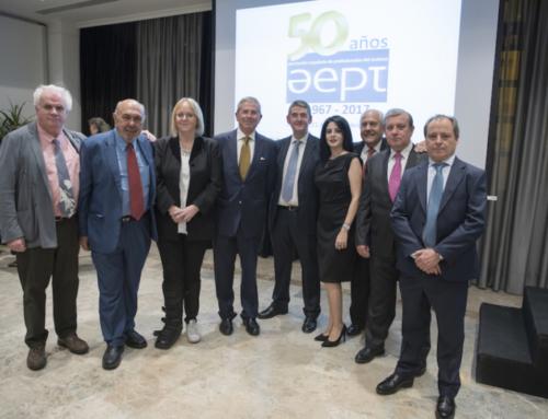 Celebrando el 50 aniversario de AEPT