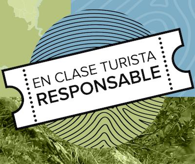 Logo turista responsable