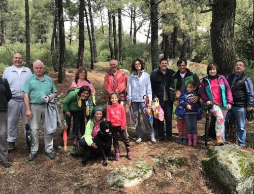 La red mundial TRAILS FOR PEACE da sus primeros pasos en la sierra de Guadarrama
